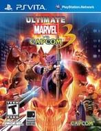 Ultimate marvel vs capcom 3 (PS vita) preowned
