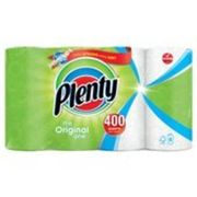 Plenty Original White Kitchen Towels 8 per pack