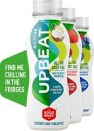 Free Upbeat protein drink
