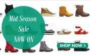 Up to 40% off Ugg, Converse, FitFlop, Skechers, Ralph Lauren...at Cloggs Now!