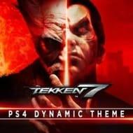 Tekken 7 Dynamic Theme for PlayStation 4 - Bandai Namco Freebie