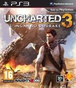 Uncharted 3: Drake's Deception (PS3) - Preowned