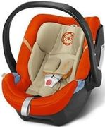 Cybex Aton 4 Baby Safety Car Seat Save £60 Free Delivery & C+C