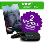 Now TV Movies Box With 2 Months Movies Pass