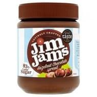 Hazlenut chocolate spread - Free from JIMJAMS