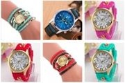 Free Ladies and Gents Watches (Worth £19.99)