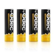 Odec 4 Pack Rechargeable Batteries (2600mAh)