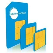 Lebara SIM - 1,000 Minutes and 2GB Internet for £1!