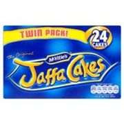 Better than half price - Mcvities Jaffa Cakes Twin Pack