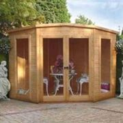 *SHED OF THE WEEK* 7' x 7' Shire Barclay Summerhouse Save £50 Free Delivery