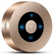 Bluetooth Wireless Speaker with Touch controls & Mic