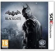 Batman Arkham Origins - Blackgate (Nintendo 3DS)