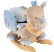 How cute is this? Baby Rocker