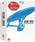 Startrek Blu Ray Box set