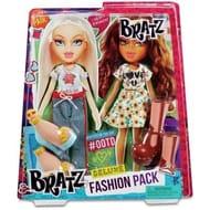 Bratz Doll Deluxe Fashion Assortment on sale at Argos