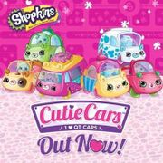 NEW! Diecast Shopkins Cutie Cars. 3 Pack - Freezy Riders