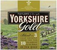 Yorkshire Gold 80 Tea Bags 250g