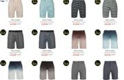 2 for £14 Pierre Cardin mens shorts