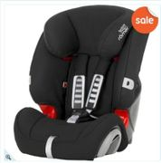 GOOD DEAL! Britax Romer Evolva 123. Age 9m to 12 years! 99% recommend to friend!