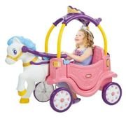 Special Offer! Little Tikes Princess Horse & Carriage. 24% OFF & FREE DELIVERY
