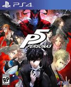 Persona 5 (PS4) £29.99 used at Grainger games