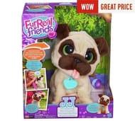 FurReal JJ My Jumping Pug Pet