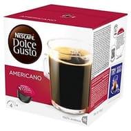 Nescafé Dolce Gusto Caffè Americano, Pack of 3
