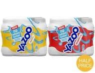 Yazoo Milkshake Pk 6 - Better than 1/2 Price at Tesco