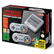 Snes Mini Available to Order from 8 P.M Tonight