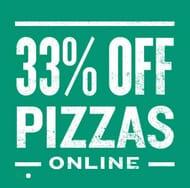 Get 33% Off Papa Johns (Online)