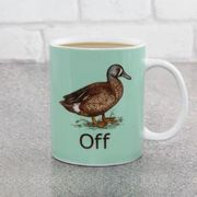 Duck off cup