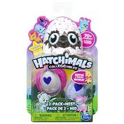 """Hatchimals """"Colleggtibles with Nest"""" Playset (Pack of 2)"""