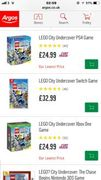 Ps4 & xbox one Lego city undercover(Includes 2 exclusive LEGO Mini toys)