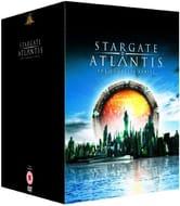 Stargate Atlantis Complete 1-5 DVD