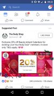 20% off advent calendar