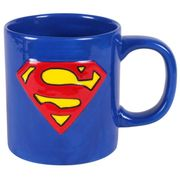Double Sized Superman Mug (With Delivery)