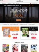 Subscribe To Any Magazine & Get A £6.66 Amazon Gift Card + Up To £8.08 Cashback