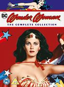 Wonder Woman - Complete Television Collection DVD Boxset