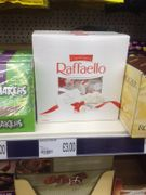 24 pieces Raffaello only £3 instore at POUNDWORLD