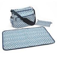 Bounty Boutique Blue Premium Changing Bag