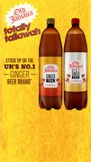 Half price Old Jamaica Ginger Beer with Shopmium
