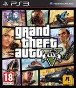 Grand Theft Auto V (PS3/Xbox 360)「Used」