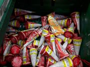Cornetto Reduced to Clear at Tesco Metro (Cheshunt)