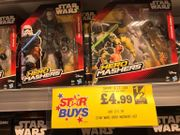 Star Wars Hero Mashers - Instore Liverpool Should Be National
