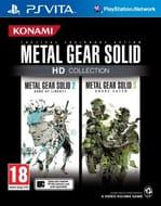 Metal Gear Solid: HD Collection (PlayStation Vita)