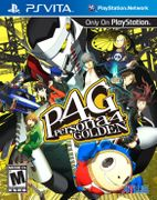 Persona 4: Golden (PlayStation Vita)