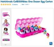 HOT HOT HOT. in STOCK! Hatchimals CollEGGtibles One Dozen Egg Carton