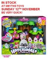 IN STOCK at LAST! Hatchimals Colleggtibles - the Hatchery Nursery