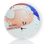 Get 3 Personalised Xmas Tree Ornaments with Code Free Del