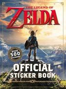 The Legend of Zelda: Official Sticker Book (Paperback)「Pre-Order」